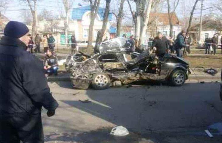 У Миколаєві в ДТП, де загинуло чотири людини, водієм був правоохоронець