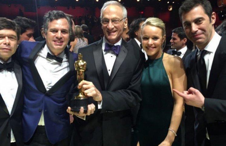 Оскар-2016: Що коїлося за лаштунками премії (ФОТОРЕПОРТАЖ)