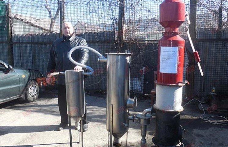 Запорізькі вчені розробили газогенератор, який працює на відходах