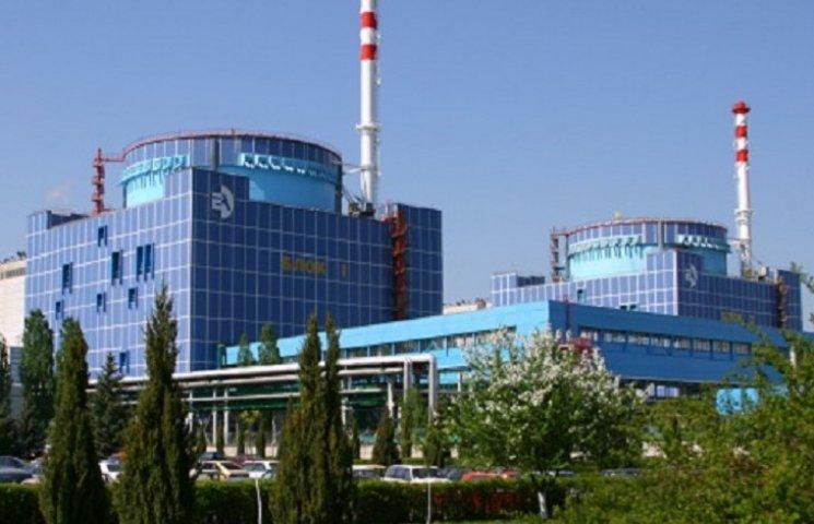 Три АЕС – Хмельницька, Рівненська, Южно-Українська працюють на повній потужності