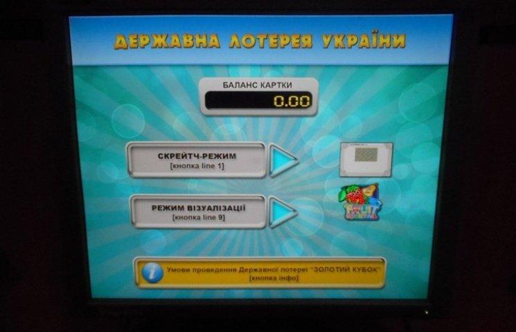 У Тернополі казино працювали під прикриттям державної лотереї