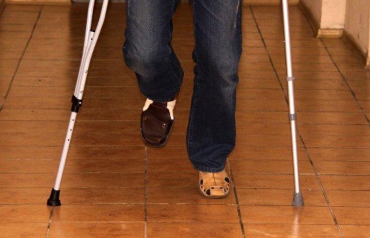 Серед сумчан збільшилася кількість травмувань