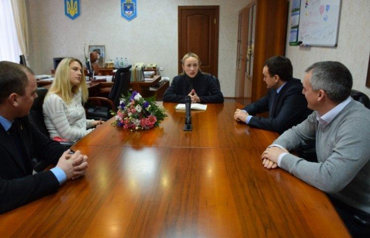 У Миколаєві побудують нове приміщення школи фехтування