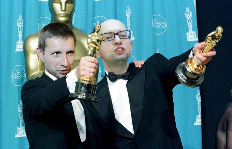 """Украинские политики, которые получили """"Оскар"""" за непревзойденную игру (ФОТОЖАБЫ)"""