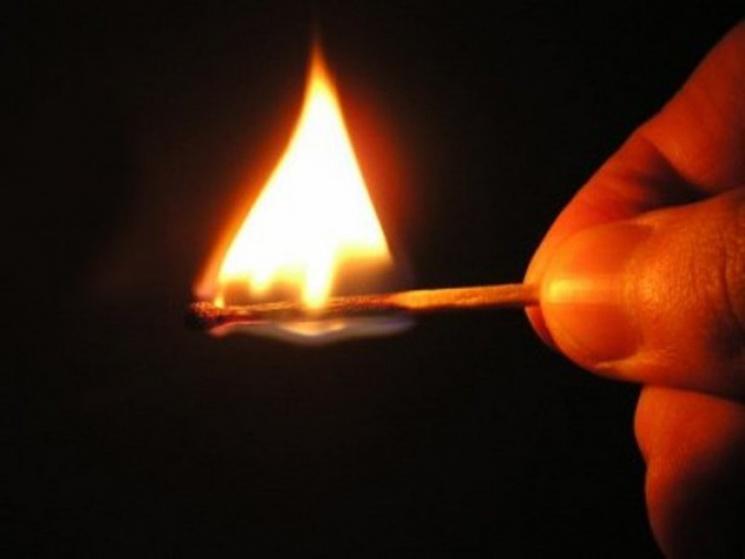 На Закарпатті невідомі підпалили