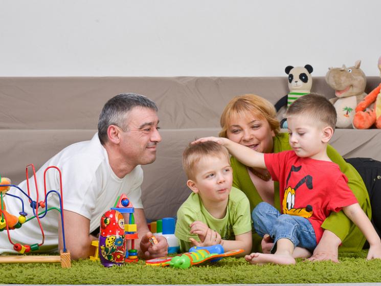 картинка посещение семьи отделка