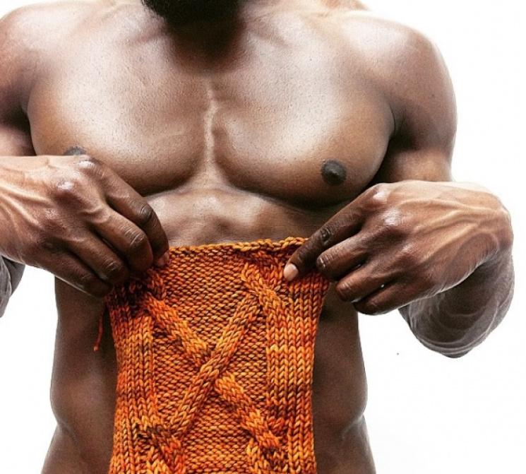 рекламма с голыми мужчинами