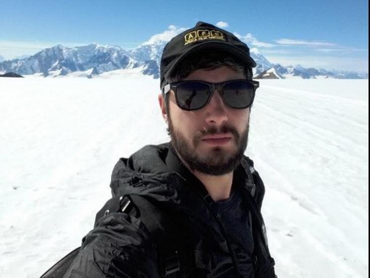 Британский корреспондент потерял зрение, попавшись под обстрел вАвдеевке