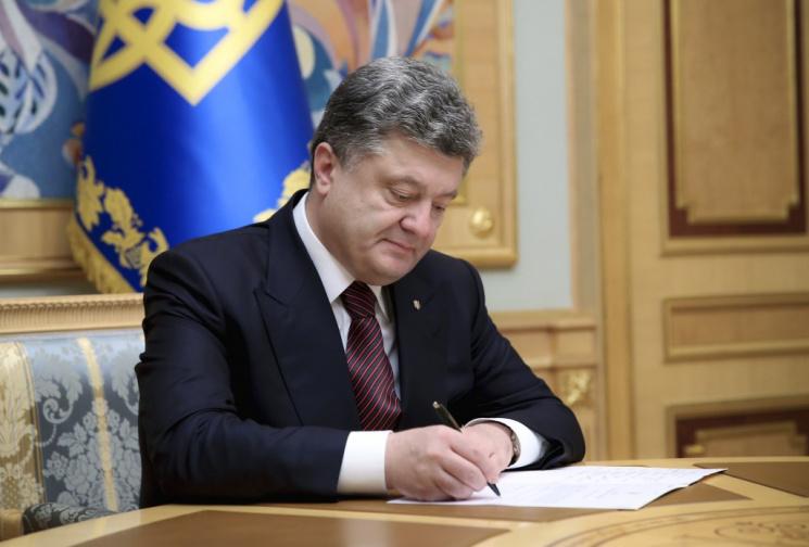 Порошенко принял отставку руководителя райгосадминистрации, который вызвал его негодование вОдессе