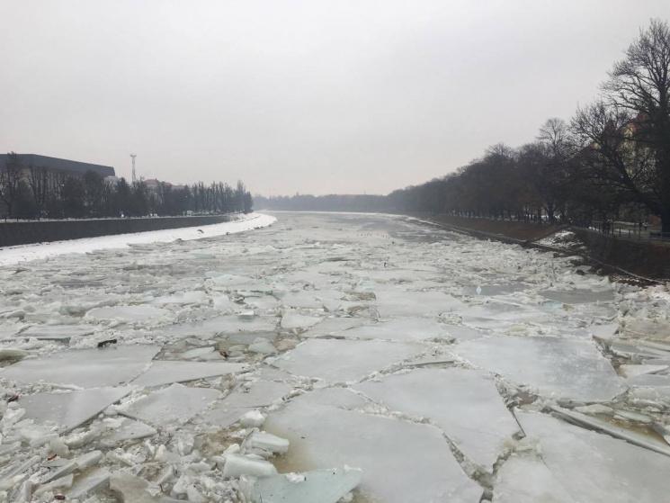 Чи бути великій воді на Закарпатті?