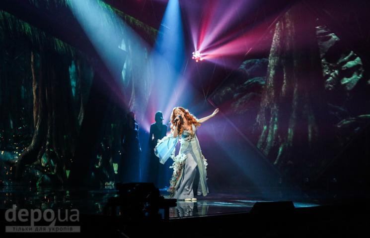 Евровидение-2017 Украина. Второй полуфинал 11.02.2017 СТБ