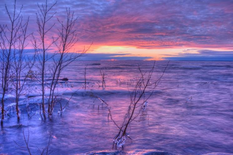 13 лютого - морозний день, коли може бути дуже гаряче, якщо розсердити вогняних бісів