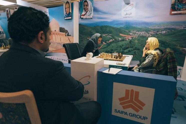 """Результат пошуку зображень за запитом """"Картинки ЧС-2017 з шахів серед жінок у Тегерані"""""""