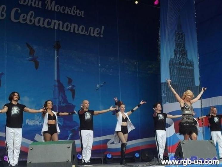 Концерт Орбакайте вОдессе может вызвать массовые акции протеста жителей