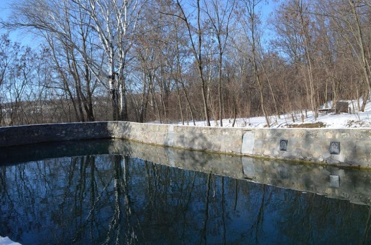 Де на Запоріжжі весна з зимою ніяк не розійдуться