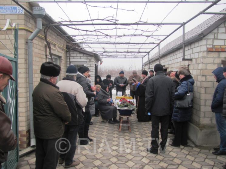 У Мелітополі провели в останню путь загиблого Героя