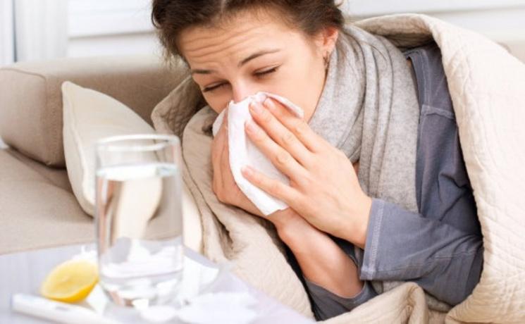 На Закарпатті знову зростає кількість хворих на грип