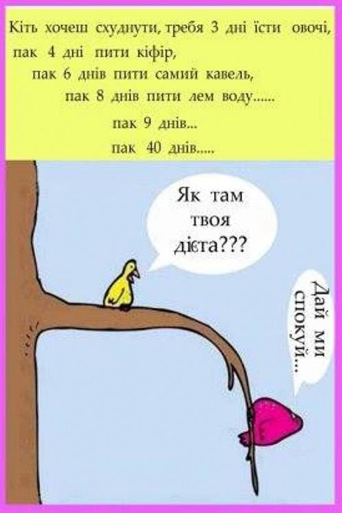 Дієта по-закарпатськи:
