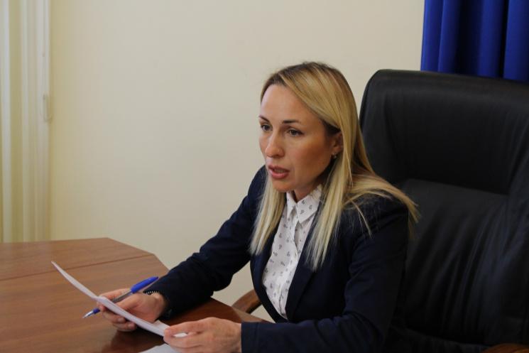 """Голова Миколаївської облради оцінила свою роботу на """"задовільно"""""""