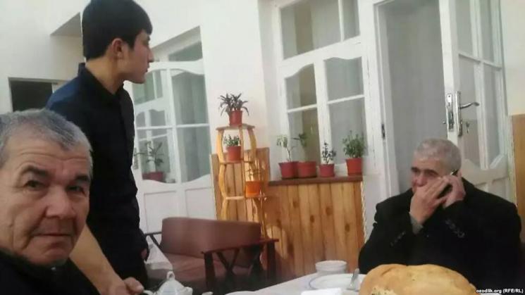 ВУзбекистане репортера освободили после 18 лет тюрьмы