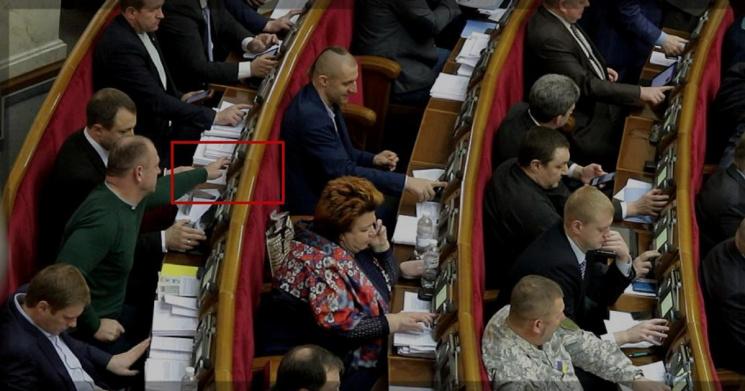 Николаевского нардепа Бриченко подловили…