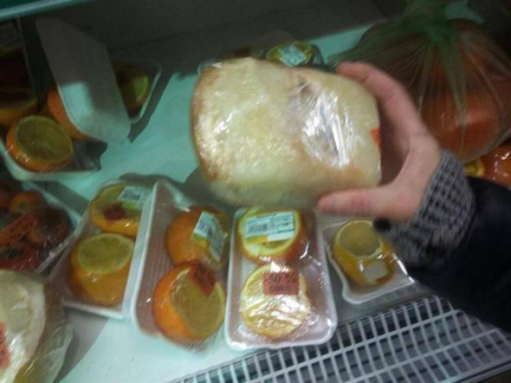 Як закарпатців намагаються привчити до зіпсованих продуктів
