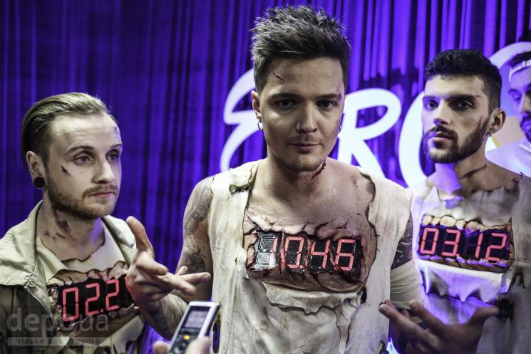 Україну на Євробаченні-2017 представляти…