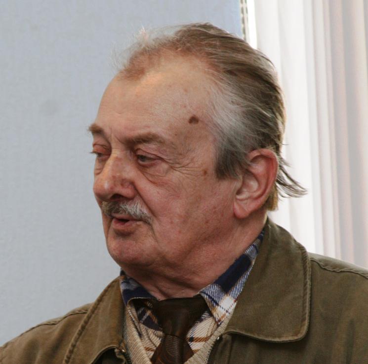Помер відомий вінницький письменник