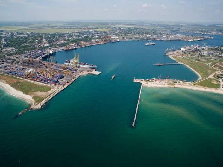 Для розвитку Чорноморського порту витрат…