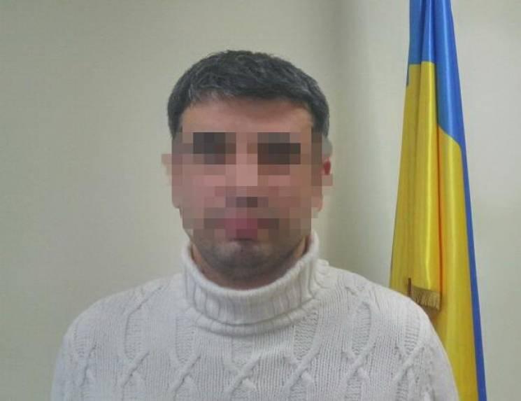 Экс-замминистра спорта Крыма наадмингранице «ждали»— СБУ