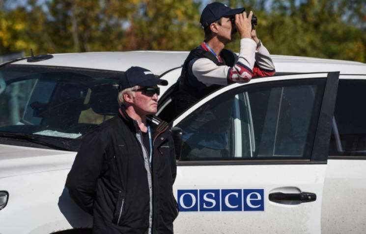 Венгрия настаивает намиссии ОБСЕ вЗакарпатье из-за «коктейля Молотова»