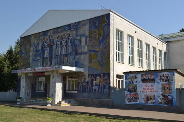 В краснодарской школе рухнул потолок…