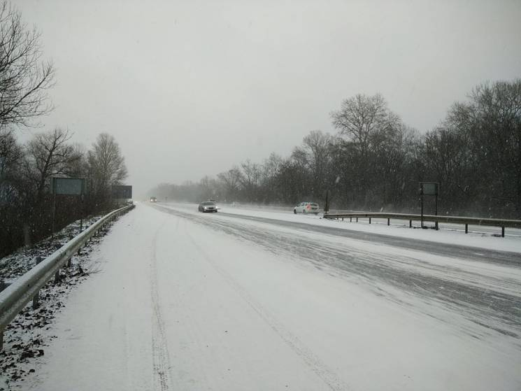 На Полтавщину насувається негода з дощем та мокрим снігом