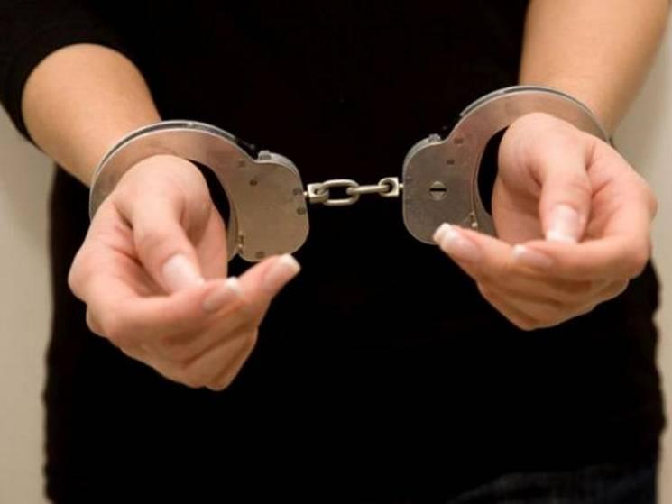 Сумські прикордонники затримали росіянку, яку розшукував Інтерпол