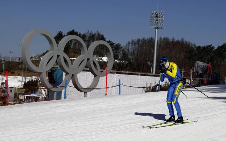 Украинцы сегодня наОлимпиаде будут состязаться  побиатлону, лыжному исанному спорту