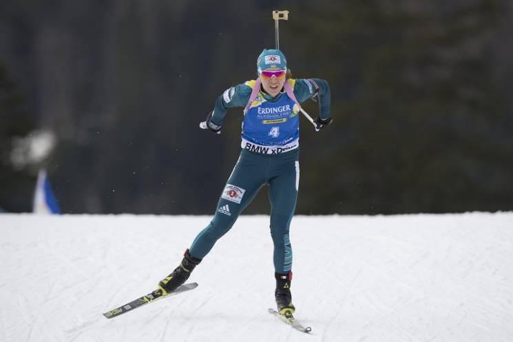 Дальмайер— двукратная олимпийская чемпионка Пхенчхана