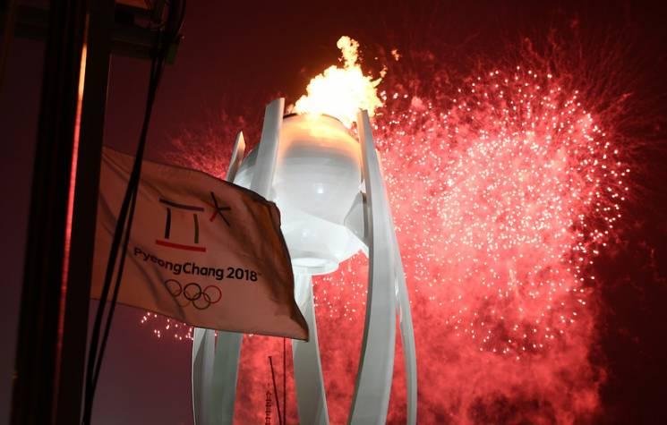 Вогні нічного Пхьончхану. Як відкривали Олімпійські ігри-2018 (ФОТОГАЛЕРЕЯ)