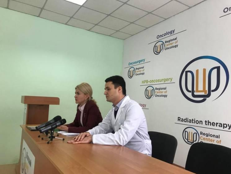 На Харківщині збудують новий обласний онкологічний комплекс, - Світлична
