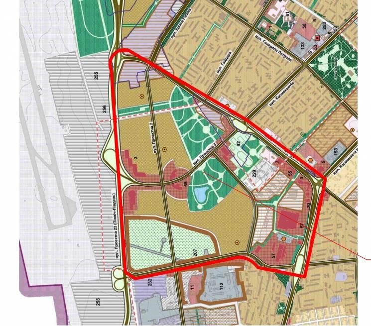 288 гектарів на смерть Одеси: Архітектори показали недоліки мега-кварталу від мерії