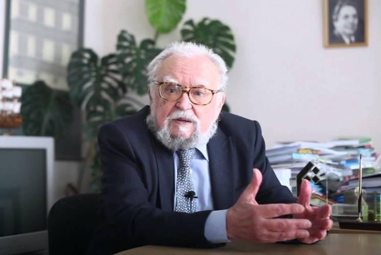 Скончался начальник Института философии НАН Украины Мирослав Попович
