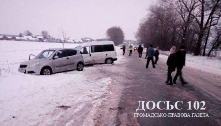 Семеро человек были травмированы в ДТП н…