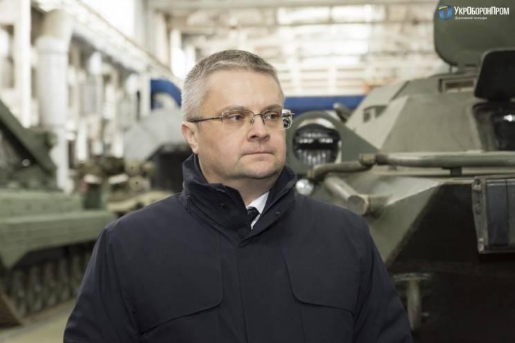 """Порошенко звільнив главу """"Укроборонпрому"""""""
