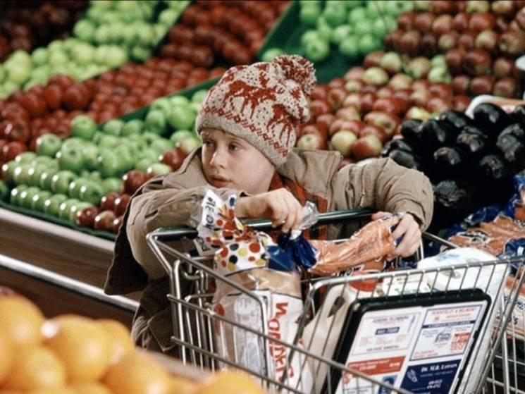 У Горішніх Плавнях мати загубила трирічного сина у супермаркеті