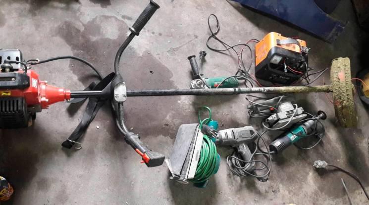 На Буковині чоловік накрав електоінструментів на 140 тисяч гривень