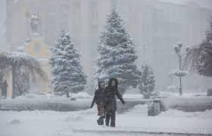 Синоптики прогнозують сумчанам снігопад та мороз