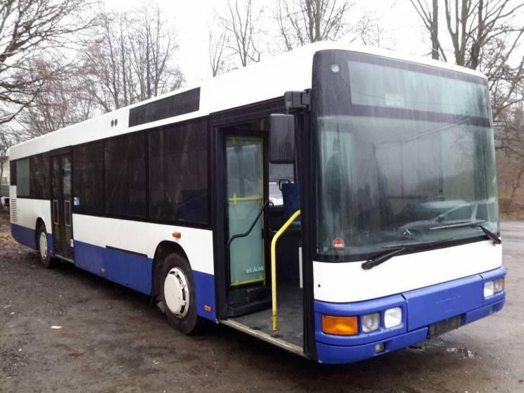 На дороги Хмельницького виїхав новий автобус