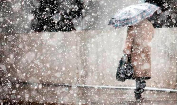 У Дніпрі синоптики прогнозують ожеледицю на дорогах та дощ
