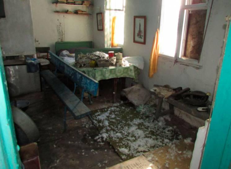 На Полтавщині зловмисник обікрав дачний будинок