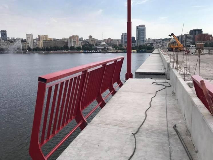 Стала відома нова дата закінчення ремонту Нового мосту у Дніпрі