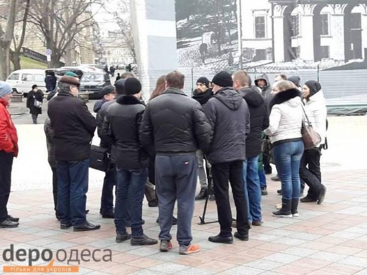 В Одесі скандальний мікрорайон забудови залишить 8 тисяч одеситів без гаражів (ВІДЕО)